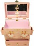 Enchantmints Spieluhr mit Schubladen B1018 - Ballerina GR 4