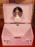 W&P Spieluhr Kompakt 6019939 - Ballerina Classic